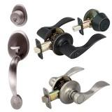 Locksets & Door Handles