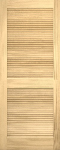 Cheap 6 39 8 tall traditional louver louver pine interior for 18 inch louvered door