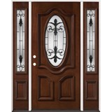 Iron Grille Doors