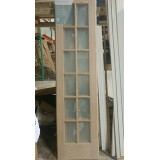 "#Z037 24"" & 30"" Oak Interior Doors"