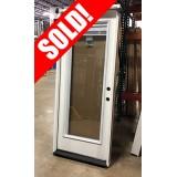 """#Z042105 32"""" Full Miniblind Fiberglass Door"""