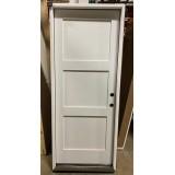 """#Z072106 32"""" 3-Panel Shaker Fire-Rated Door"""
