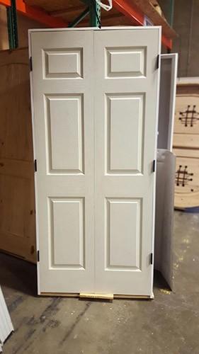 """#Z31818 36"""" 3-Panel Double Interior"""