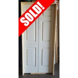 "#Z71801 36"" 6-Panel Double Interior Door"
